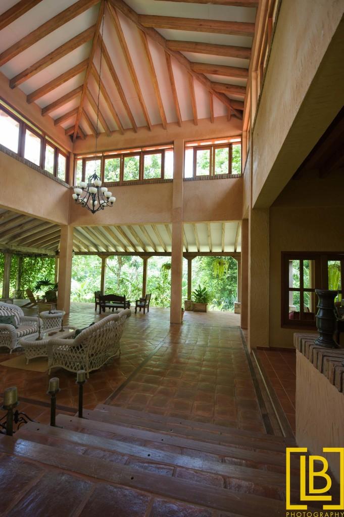Hotel de montaña en La Ceiba