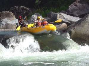 Adventure in the Cangrejal River Valley