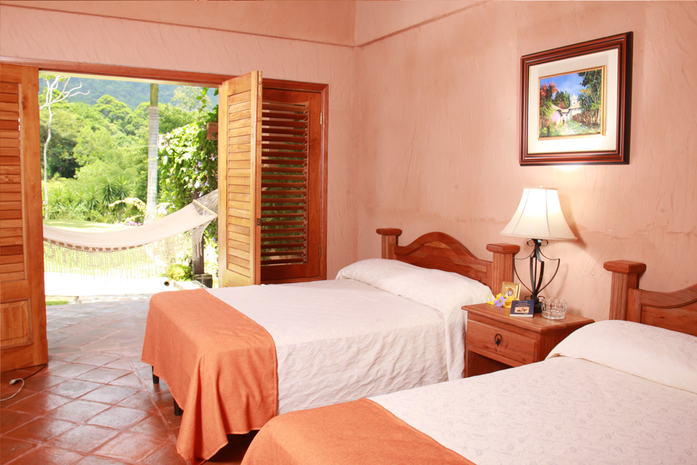 La Villa de Soledad, the best bed and breakfast in Atlantida.