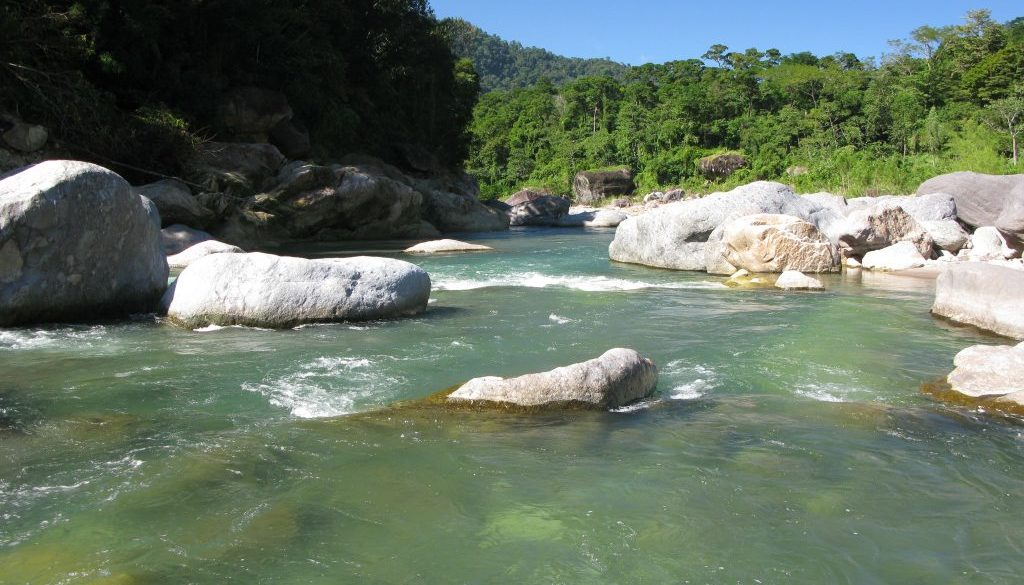 Cangrejal River Valley, home to the Best Hotels in La Ceiba