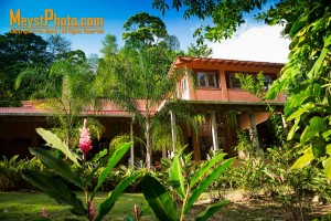 La Villa de Soledad B&B a lovely boutique jungle eco lodge in the Cangrejal River Valley