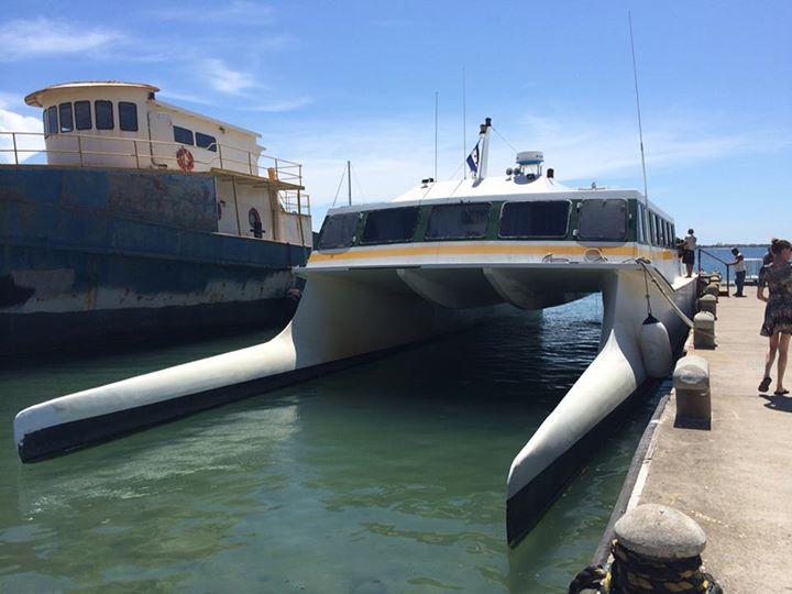 Utila Princess Ferry
