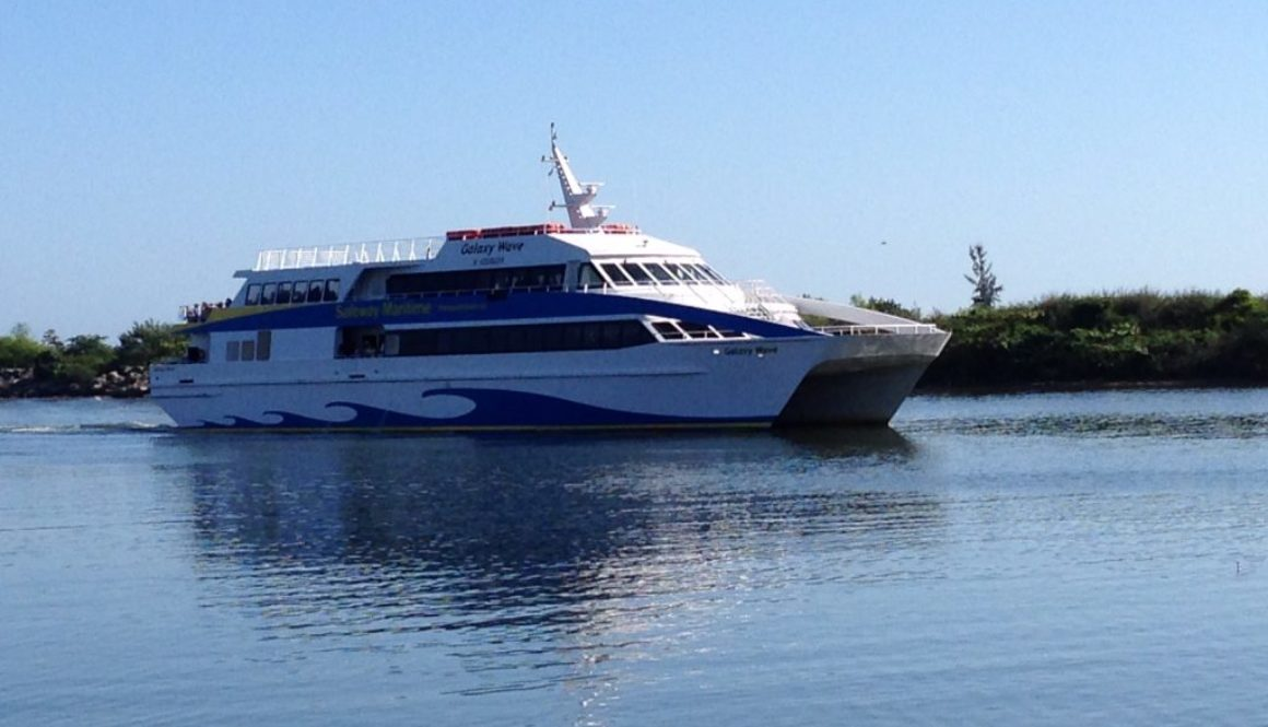 getting from the USA to Honduras is easy via Roatan and using the Roatan Ferry