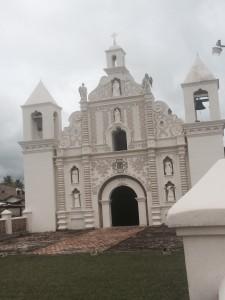 Gracias, venue for the Copan Prize 2014