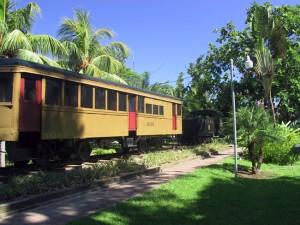 railroads in Honduras