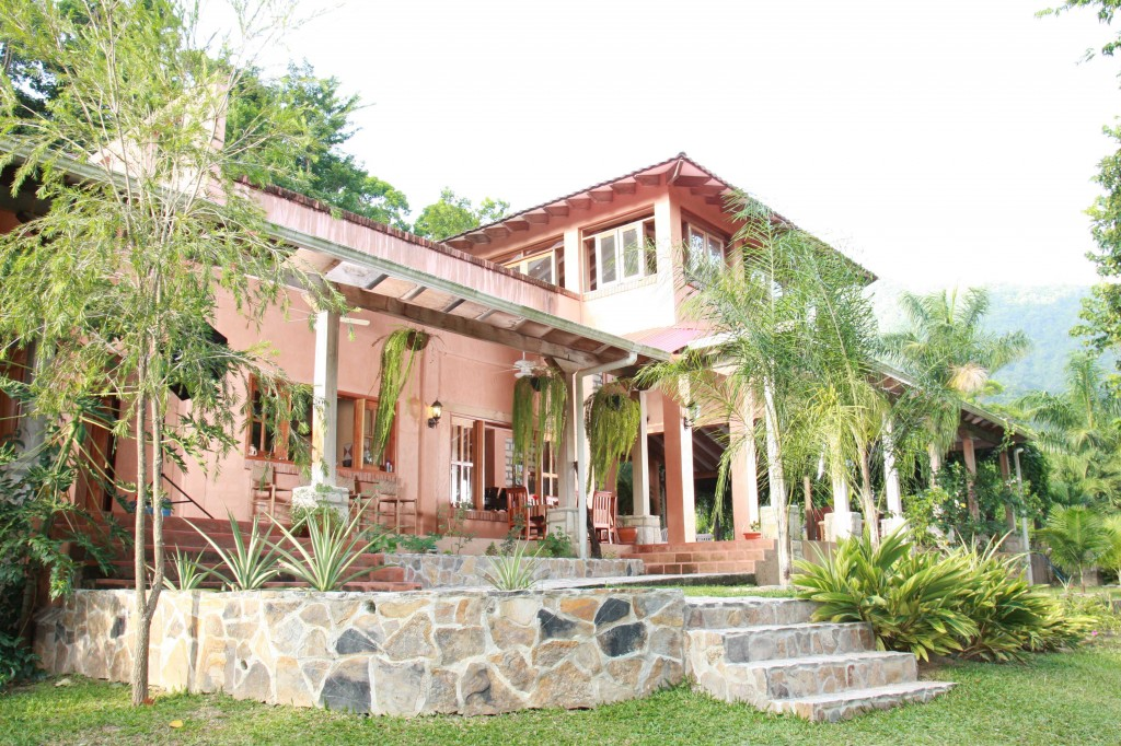 Eco Hotel in La Ceiba