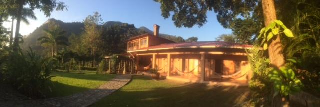 innkeeping in Honduras