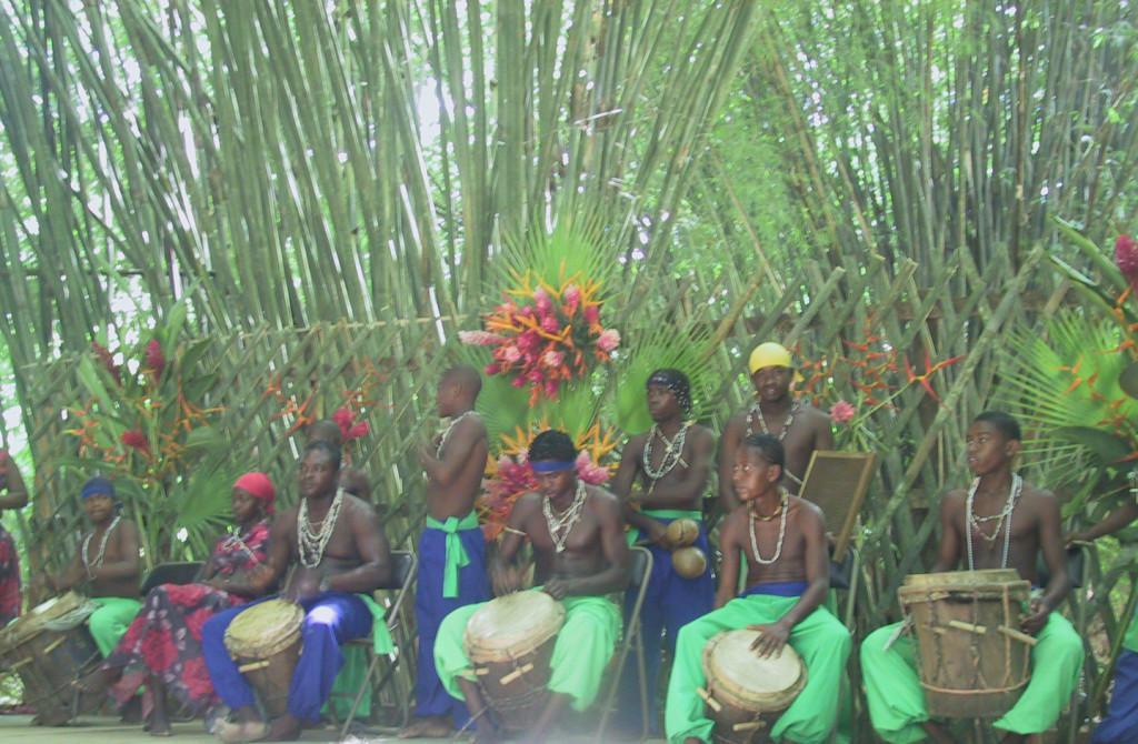 Rhythm in Central America